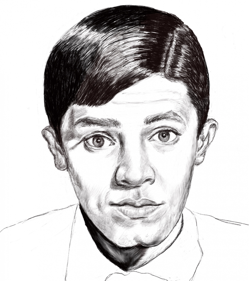 Jerry Lewis by Linnette555